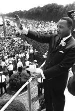 Medio siglo del discurso de Martin Luther Kin
