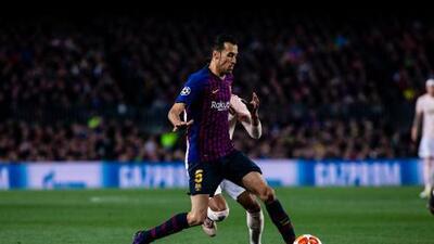 """Busquets, del doblete de Messi: """"Porque es el mejor del mundo, el gol tenía que llegar sí o sí"""""""