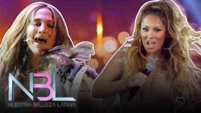 ¿Qué tanto se parece Connie Peña (la doble de JLo) a Jennifer Lopez?