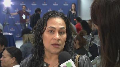 """""""Es importante para que entre todos paremos la violencia"""": madre de 'Junior' participa en foro comunitario en Nueva York"""