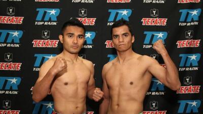 Brian Viloria y Omar Soto listos para 'Solo Boxeo'