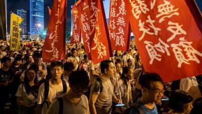 Hong Kong está viviendo las protestas más grandes de su historia. ¿De qué se tratan?