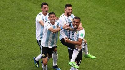 Las estadísticas que dejó Argentina tras ser eliminada en Rusia
