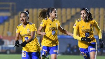 Tigres no suelta el liderato femenil; Atlas se llevó el Clásico Tapatío