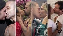 📸 Conoce los famosos cuyos apasionados besos protagonizaron en el video 'Antes que el mundo se acabe' de Residente