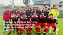 Moros FC gana campeonato y pasa a los playoffs de la UPSL