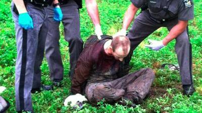 El fugitivo Richard Matt estaba borracho y enfermo cuando fue baleado por la policía