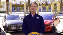 California prohibe motores de gasolina y diésel en carros nuevos a partir de 2035
