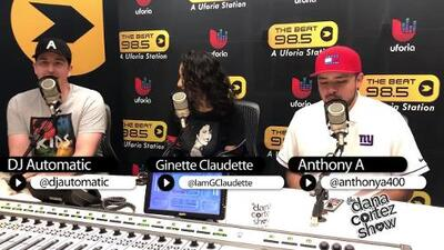 The Dana Cortez Show checks out Ginette Claudette
