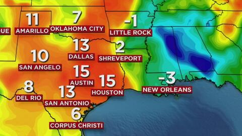 Día soleado y temperaturas agradables para este domingo en Dallas
