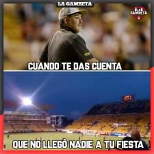 Los memes en el debut de Diego Maradona como técnico de Dorados de Culiacán