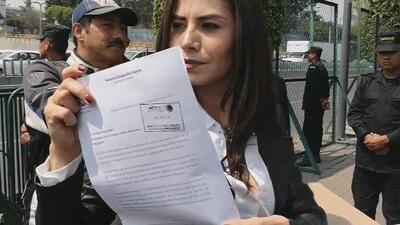 Entregan miles de firmas para que se eliminen las millonarias pensiones de expresidentes en México