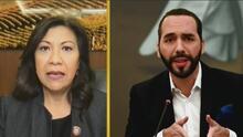 Congresista Norma Torres teme amenazas por sus críticas a Nayib Bukele