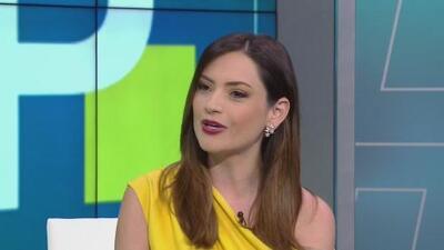 Michelle Galván, una de las caras de Primer Impacto, uno de los programas más populares de Univision