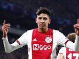 Colocan a Edson Álvarez entre finalistas para jugador del año en la Eredivisie