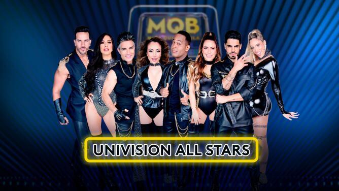 Batalla de programas: ellos son todos los participantes de Mira Quién Baila Univision All Stars