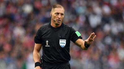 El argentino Néstor Pitana será el silbante del México vs. Suecia