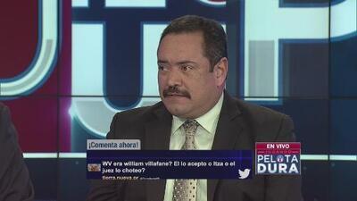 ¿Se le terminó la carrera al juez activista político Rafael Ramos Sáenz?