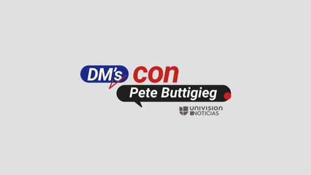 DM's con Pete Buttigieg: retamos al candidato demócrata con un trabalenguas en español y un chiste