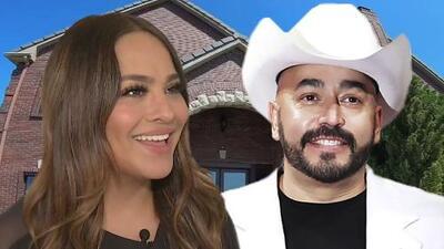 Para Mayeli Alonso fue triste mudarse de la casa que compartía con Lupillo Rivera: ahora nos muestra su nuevo hogar