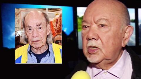 Sergio Corona extraña las travesuras que hacía con 'El Loco' Valdés y revela que no lo ve muy bien de salud