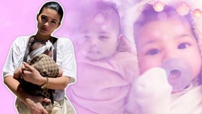 Estas son las fotos de Stormi que Kylie Jenner ya no quiere que veas (las borró de su Instagram)