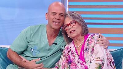 ¿Qué tan travieso era Dr. Juan? Su mamá contó detalles de la infancia de un niño que no planeaba ser médico