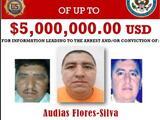 La DEA persigue a tres líderes regionales del Cartel de Jalisco y por uno ofrece $5 millones