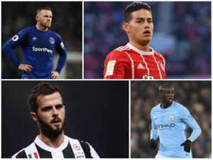 Sin Messi y Cristiano: los mejores cobradores de tiros libres en el fútbol de Europa
