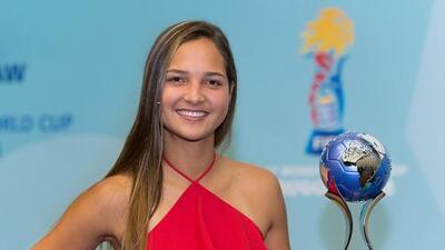 Los orígenes de Deyna Castellanos, embajadora del fútbol femenino en Rusia 2018