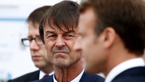 """Un ministro francés renuncia a su cargo en medio de una entrevista porque """"no quiere mentir más"""""""