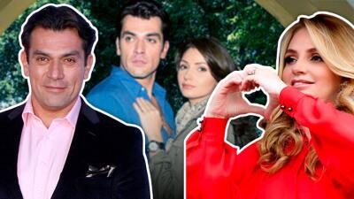 Jorge Salinas quiere volver a trabajar con Angélica Rivera, 'la Gaviota'