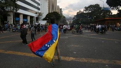 Venezuela vive un ambiente cada vez volátil que deja decenas de muertos y cientos de detenidos