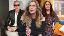 """Lili estalla contra Erik Rubín por decir que pasó una noche con Salma Hayek: """"¡Cómo se le ocurre!"""""""