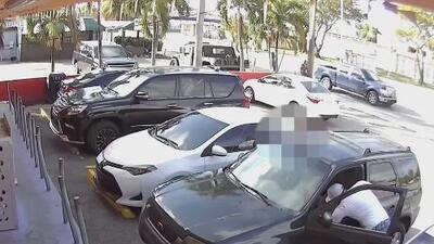 Buscan a un hombre que se hizo pasar por policía para robarse un vehículo a plena luz del día