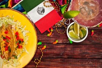 Celebra con los mejores platillos mexicanos