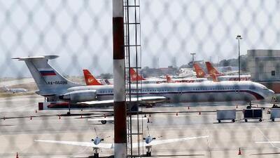 Rusia envía dos aviones y personal militar a Caracas para dar apoyo técnico al Ejército venezolano