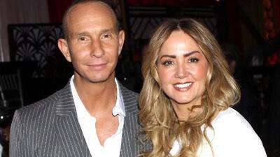 """Erik Rubín tuvo un día de """"apapachos"""" y """"amor"""" para celebrar 19 años de matrimonio con Andrea Legarreta"""