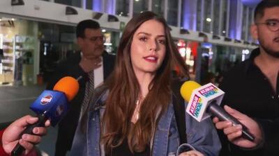Esta es la razón por la cual Claudia Álvarez no anunció su embarazo de manera inmediata