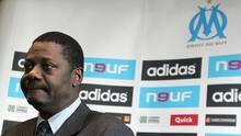 Pape Diouf, de periodista a directivo y consentido de Mbappe y Drogba