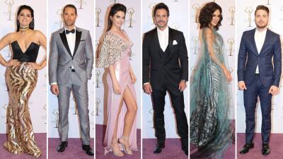 La alfombra morada de los 'Premios TVyNovelas 2017', mira el glamour de los famosos