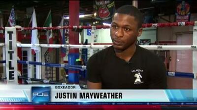 Justin Mayweather