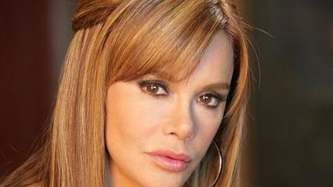 Lucía Méndez asegura ya estar envejeciendo | Shows Novelas ...