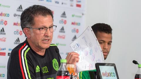 """Osorio: """"Si tuviera que entregar la lista de 23 jugadores hoy, la entregaría sin lugar a dudas"""""""