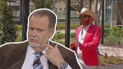La indiscreta propuesta de 'El rey del corrido gay' a Raúl de Molina