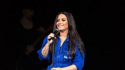 Demi Lovato hospitalized after overdosing