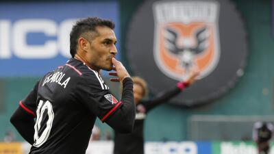 Fabián Espíndola es transferido al Necaxa de la Liga MX proveniente de Vancouver Whitecaps