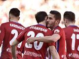 Atlético de Madrid 3-0 Granada: Koke dio un recital para doblegar al Granada