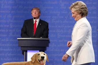 11 momentos épicos que la televisión censuró del tercer debate