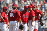 MLB: Phillies cierran instalaciones por contagio de jugadores